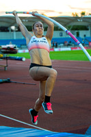 Jade Ive _ Women Pole Vault _ Manchester International _ 133600