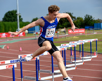 U17 Men 400m Hurdles _ 137471