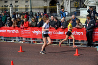 Virgin Money London Marathon 2017 Mini Marathon Team White