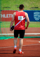 Nicholas Percy _ Senior Boys Discus _190604