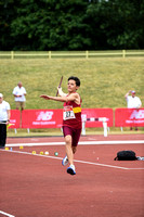 Junior Boys Javelin _ ESAA 2017 278617
