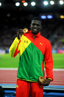 Kirani James, Mens 400m Medal Ceremony  _89269