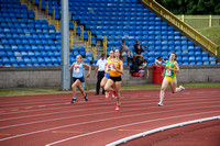 Senior Girl 400m Heat _ 17419