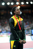 Veronica Cambell-Brown 100m Medal _ 28617