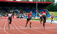 Dina Asher-Smith _ Womens 200m Final _ 107150