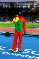 Kirani James, Mens 400m Medal Ceremony  _89275