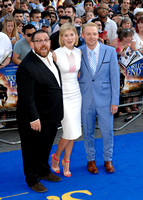 Nick Frost _ Rosamund Pike _ Simon Pegg _ 7709