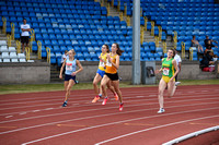 Senior Girl 400m Heat _ 17422