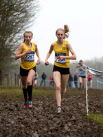 Claudia Lance Jones (2297) _ Alex Brown (2294) _ Inter Counties 2017 _   214416